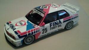 【送料無料】模型車 スポーツカー bmw m3 e3024hチームシュニッツァー1990118bmw m3 e30 24h spa winner team schnitzer 1990 in 118 fabrication