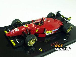 【送料無料】模型車 スポーツカー ferrari 412t1 f1berger n5583 143scale model by mattel ferrari 412 t1 f1 143 scale model by mattel berger n5583