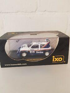 【送料無料】模型車 スポーツカー ネットワークレーシング#マクレーハリスixo mg metro 6r4 racing 15 jmcrae nharris rac 1986
