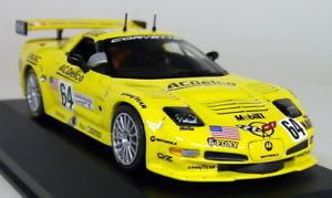 【送料無料】模型車 スポーツカー ixo 143lmm057コルベットc5r64ルマン2002ダイカストモデルカーixo 143 scale lmm057 corvette c5r 64 le mans 2002 diecast model car