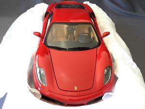 【送料無料】模型車 スポーツカー フェラーリf430 rosso 508118 bbrモデル366ferrari f430 rosso red 118 bbr models limited edition 366 of 508 challenge