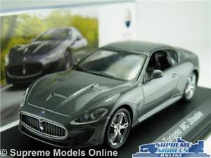 【送料無料】模型車 スポーツカー マセラティマセラティグランツーリスモモデルサイズグレーネットワーククーペmaserati granturismo car model mc stradale 143 size grey ixo altaya coupe t34z