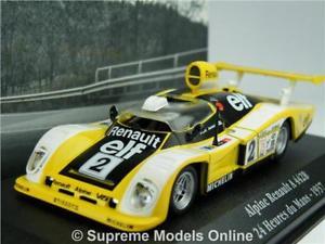 【送料無料】模型車 スポーツカー アルパインルノーカーモデルネットワークアトラスルマンalpine renault a 442b car model 143 1937 ixo atlas la saga 24 hrs le mans t3