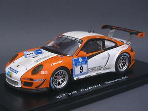 【送料無料】模型車 スポーツカー 118スパークポルシェ911gt3rハイブリッド9 24h nurburgring 2010201 20111118 spark porsche 911 gt3r hybrid 9 24h nrburgring 2010wax 201 20