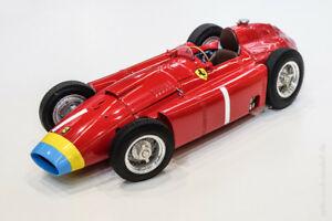 【送料無料】模型車 スポーツカー cmc ferrari d501956gpドイツ1ファンヒオ118cmc ferrari d50, 1956 long nose, gp germany 1 fangio 118
