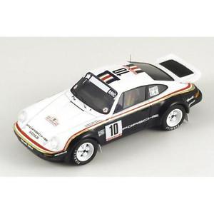 【送料無料】模型車 スポーツカー 143ポルシェ911 scrsdeフランスde1985bbeguinjlenne143 porsche 911 scrs rally de france tour de corse 1985 bbeguinjlenne