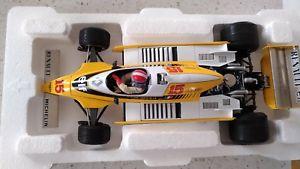 【送料無料】模型車 スポーツカー ルノーターボ#exoto renault re20 turbo 15