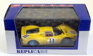 【送料無料】模型車 スポーツカー モデルスケールフェラーリキロスパ#brumm models 143 scale rep04 ferrari 330 p4 1967 1000km spa 11 mbeurlys