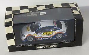 【送料無料】模型車 スポーツカー オペルアストーペ143 opel astra v8 coupe  euroteam dtm 2001  hhaupt