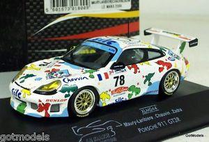 【送料無料】模型車 スポーツカー オニキスポルシェグアテマラルマンザドラonyx 143 xlm044 porsche 911 gt3r le mans 2000 laubiere chauvin zadra