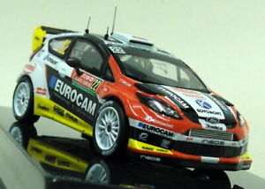 【送料無料】模型車 スポーツカー ixo 143ram570フォードフィエスタrs wrc22モンテカルロラリー14ダイカストixo 143 scale ram570 ford fiesta rs wrc 22 monte carlo rally 14 diecast car