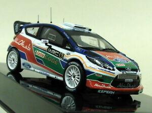 【送料無料】模型車 スポーツカー ixo 143ram463フォードフィエスタrs wrc32011ダイカストixo 143 scale ram463 ford fiesta rs wrc 3 uk test car 2011 diecast car