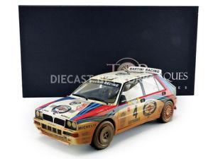 【送料無料】模型車 スポーツカー トップマルケスランチアデルタモンテカルロディtop marques collectibles 112 lancia delta mc winner monte carlo 1992 di