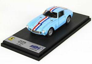 【送料無料】模型車 スポーツカー フェラーリリレークーペモデルferrari 250 swb sn2127gt 70th relay coupe 1961 bbr 143 car15a1 model