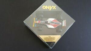 【送料無料】模型車 スポーツカー オニキスアレッサンドロザナルディ#onyx  166 castrol lotus 107 b alessandro zanardi  008 143