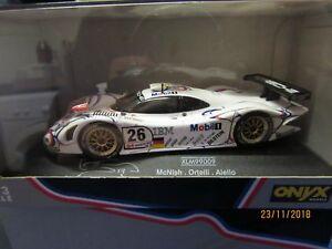 【送料無料】模型車 スポーツカー モデルポルシェレースカーモービルルマン listingonyx model porsche 911 gti,race car,mobille mans winner 1998143 scale