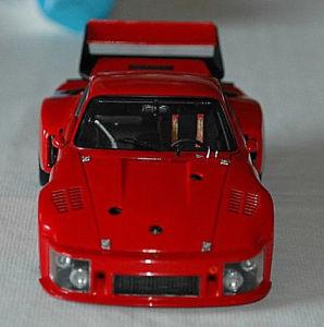 【送料無料】模型車 スポーツカー ポルシェスポンサースケールporsche 934935 red no sponsor 1979 scale 118 exoto 0291 perfect in ovp