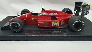 模型車 スポーツカー gpgp008b フェラーリf1 8788c27ミケーレアルボレート1988gp replicas gp008b  ferrari f1 8788c car 27 michele alboreto 1988