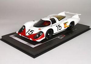 【送料無料】模型車 スポーツカー ポルシェ917システム15 24hルマン1969bbr 118 bbrc1833dモデルporsche 917 system engineering 15 24h le mans 1969 bbr 118 bbrc1833d model