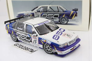 【送料無料】模型車 スポーツカー スケールボルボセダンライデル##autoart 118 scale volvo 850 sedan btcc 1995 rrydell 1589594 free shipping