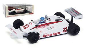 【送料無料】模型車 スポーツカー スパークs4317シアドアty01336ロングビーチgp 1981 パトリックtambay 143