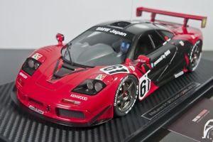 【送料無料】模型車 スポーツカー hpi 8897マクラレンf1 gtr611996jgtc118モデルignition hpi 8897 mclaren f1 gtr 61 1996 jgtc 118 scale resin model
