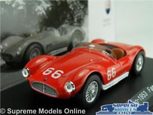 【送料無料】模型車 スポーツカー マセラティマセラティタルガフロリオカーモデルサイズネットワークmaserati a6gcs targa florio car model 143 size fangio ixo altaya 1953 t34z