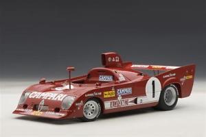 【送料無料】模型車 スポーツカー 1975118nurburgringアルファロメオ33 tt 12 1000kmalfa romeo 33 tt 12 1000km nurburgring winner 1975 118 autoart