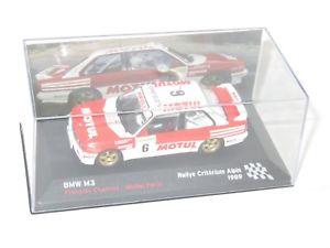 【送料無料】模型車 スポーツカー ラリー143 bmw e30 m3 motul  rallye criterium alpin 1989 fchatriot