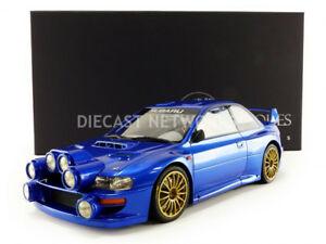【送料無料】模型車 スポーツカー top marques collectibles 112 subaru impreza 1998 tmr1202awtop marques collectibles 112 subaru impreza 1998 tmr1202