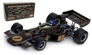 【送料無料】模型車 スポーツカー quartzo 18290ロータス72e1モナコgp1974ロニーピーターソン118quartzo 18290 lotus 72e 1 winner monaco gp 1974 ronnie peterson 118 scale