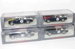 【送料無料】模型車 スポーツカー ランチアルマンスクーデリアランチア143 x4 lancia d20 scuderia lancia entered cars from le mans 24 hrs 1953