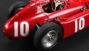 【送料無料】模型車 スポーツカー ランチア#グランプリポーlancia d50 10 gp pau eugenio castellotti cmc m178 amp; ovp
