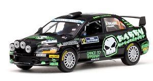 【送料無料】模型車 スポーツカー ランサーエボラリースコットランドバリー143 mitsubishi lancer evo ix, 2010 rally scotland, barry,brady, vitesse 43418