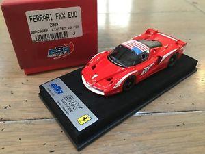 【送料無料】模型車 スポーツカー フェラーリエンツォアメリカbbr 143 cs039 ferrari fxxenzo evo usa edition 2009 0320 rare