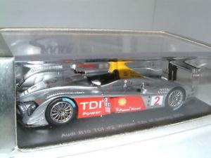 【送料無料】模型車 スポーツカー 143spark audi r10 tdi22006sebring 12 hours winnermcnishkristensencappe143 spark audi r10 tdi 2 2006 sebring 12 hours winne