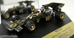 【送料無料】模型車 スポーツカー ロータススケールモデルデイブウォーカーイギリスlotus 72d 143 scale model f1 car by quartzo dave walker british gp 72 4023