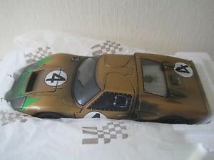 【送料無料】模型車 スポーツカー フォードホーキンスルマンexoto 118 ford gt40 mk ii hawkinsdonohue le mans 1966 rlg19046flp