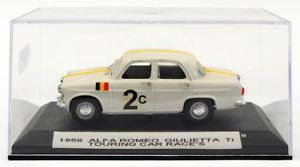 【送料無料】模型車 スポーツカー リオスケールモデルアルファロメオツーリングカーレースrio 143 scale model r25218 1958 alfa romeo giulietta ti touring car races