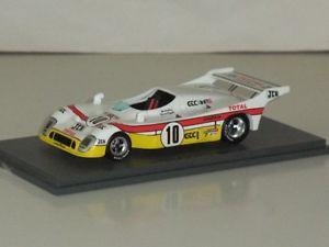 【送料無料】模型車 スポーツカー スパークミラージュ#ルマンラフォス143 spark stme03 mirage gr8 10 2nd le mans 1976 lafosse migault