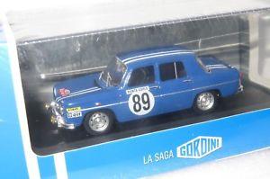 【送料無料】模型車 スポーツカー ルノーモンテカルロラリー#143 renault 8 gordini rallye monte carlo 1969 89 jltherier