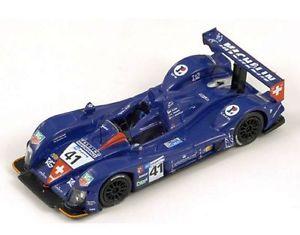 【送料無料】模型車 スポーツカー スパークトレーディングパフォーマンス#ルマンspark 187 h0 87s096 zytek 07s2zytek trading performance, 41 le mans 2008