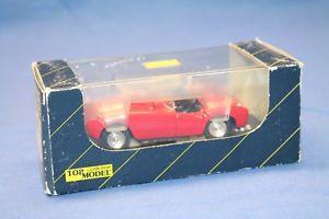 【送料無料】模型車 スポーツカー モデルコレクションフェラーリロッサスケールトヨタtop model collection ferrari 375 mm 1954 rossa 143 scale tmc001