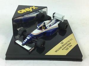 【送料無料】模型車 スポーツカー #ウィリアムズルノーテストアイルトンセナ# listingonyx 143 f1 2 williams renault fw15 c test 1994 ayrton senna 187