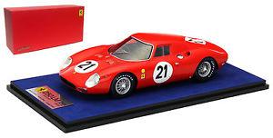 【送料無料】模型車 スポーツカー looksmartフェラーリ250 lm21レ1965jリントmグレゴリー118looksmart ferrari 250 lm 21 le mans winner 1965 j rindtm gregory 118 scale