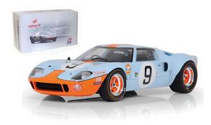【送料無料】模型車 スポーツカー スパークフォード#ルマンロドリゲスビアンキスケールspark 18lm68 ford gt40 9 le mans winner 1968 rodriguezbianchi 118 scale