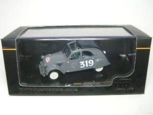【送料無料】模型車 スポーツカー ネットワークシトロエン#ラリーモンテカルロixo citroen 2cv 319 rally monte carlo 1954 mbernier rac214