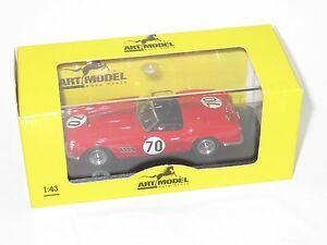 【送料無料】模型車 スポーツカー フェラーリカリフォルニアセブリング#143 ferrari 250 california sebring 1959 70  ginther verly