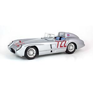 【送料無料】模型車 スポーツカー モデルメルセデスベンツレフ#ミッレミリアコケburago models 118 1955 mercedes benz 300 slr 722 mille miglia moss was 3999