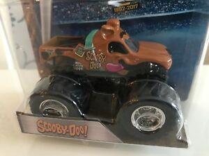 【送料無料】模型車 スポーツカー ホットホイールモンスタージャムスクービードゥーレアhot wheels monster jam scooby doo 164 rare